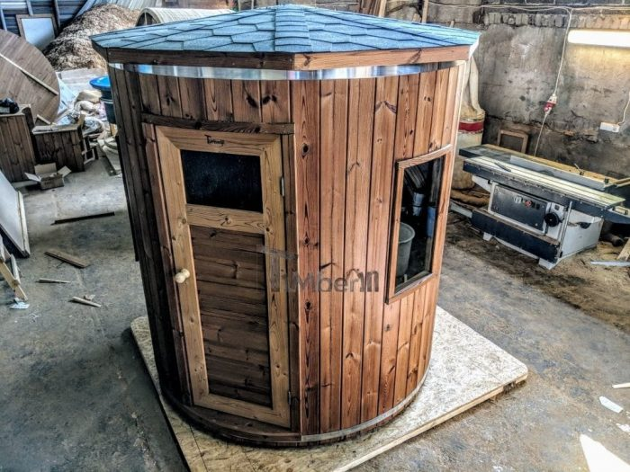 Sauna Ogrodowa 2 Osobowa