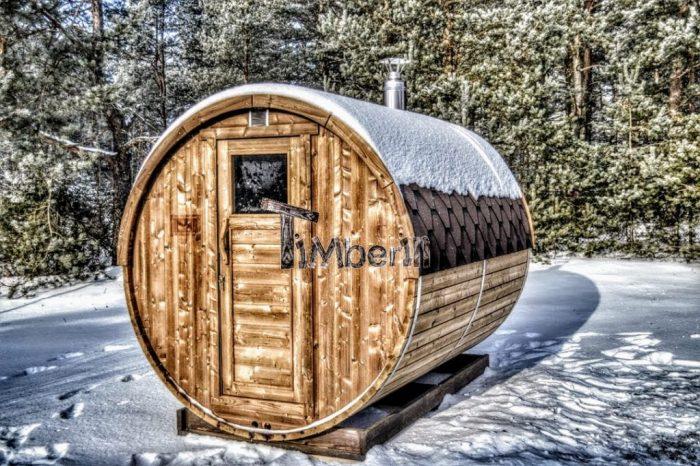 Sauna Ogrodowa 4 Osobowa
